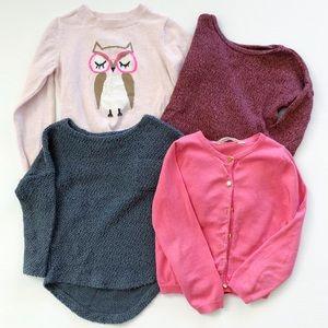 Girl Sweaters/Cardigan